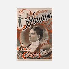 Houdini Performance Poster Rectangle Magnet