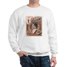 Houdini Performance Poster Sweatshirt