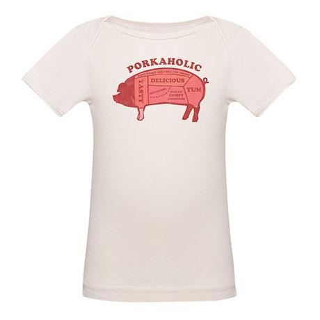 Porkaholic Organic Baby T-Shirt