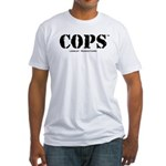 I Can Break These Cuffs Fitted T-Shirt