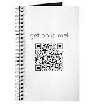 Get On It Mel Journal