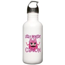 Little Monster Caitlin Water Bottle
