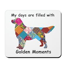 Golden Mousepad