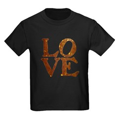 LOVE SPARKLE ORANGE™ T