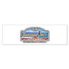 Fishermin Jin Bumper Bumper Stickers
