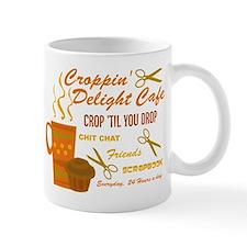 Croppin' Delight Cafe V.1 Mug