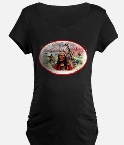 Great Chief Cigar Label T-Shirt