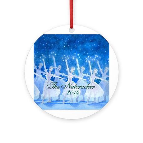 The Nutcracker 2014 Ornament (round)