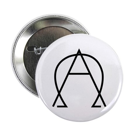 "Alpha Omega - Dexter 2.25"" Button (100 pack)"