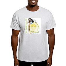 Sunrise The Hamptons Ash Grey T-Shirt