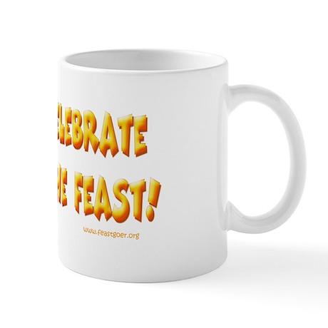 Celebrate God Mug