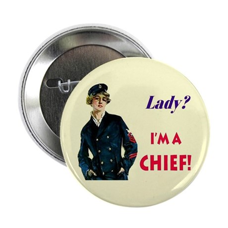 I'm No Lady Button