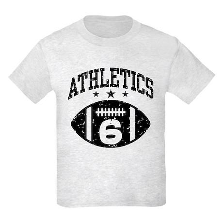 6 Year Old Kids Light T-Shirt