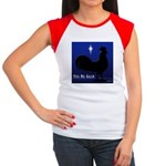 Misa Del Gallo Women's Cap Sleeve T-Shirt