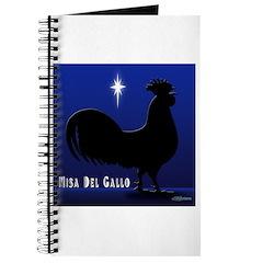 Misa Del Gallo Journal