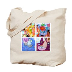 Student Artwork Tote Bag