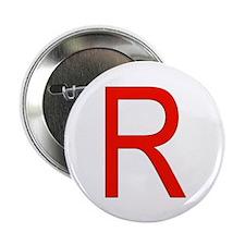 """Team Rocket 2.25"""" Button"""