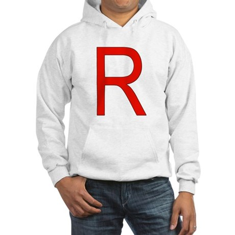 Team Rocket Hooded Sweatshirt