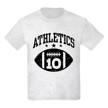 10 Year Old Kids Light T-Shirt