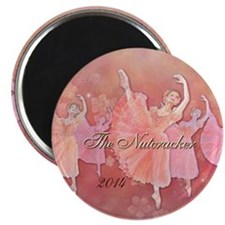 The Nutcracker 2014 Magnet Magnets