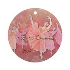 The Nutcracker 2014 Ornament (round)