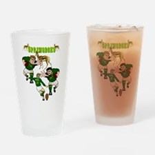 Springboks Rugby Team Drinking Glass
