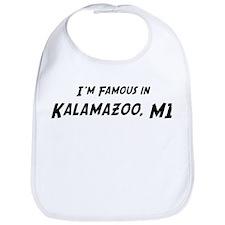 Famous in Kalamazoo Bib