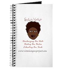 Sistah Vegan Motto Journal