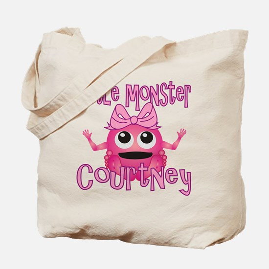 Little Monster Courtney Tote Bag
