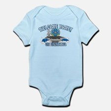 Welcome Eisenhower Infant Bodysuit
