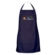 I Like Dinosaurs Apron (dark)