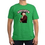 Rolleth Men's Fitted T-Shirt (dark)