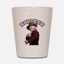 Rolleth Shot Glass