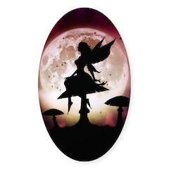 Titania Fairy Decal