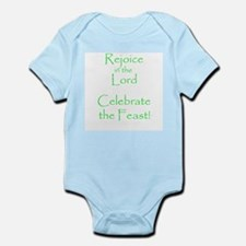Rejoice in the Lord Infant Creeper