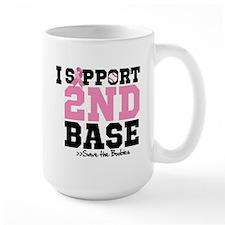 I Support 2nd Base Mug