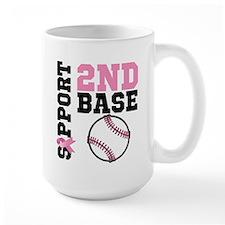 Breast Cancer 2nd Base Mug