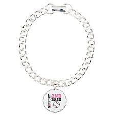 Breast Cancer 2nd Base Bracelet