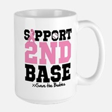 Save 2nd Base Mug