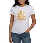 Little Sister Loves Me Women's T-Shirt