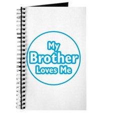 Brother Loves Me Journal
