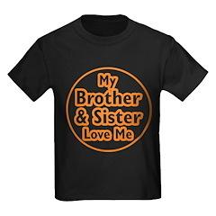 Bro and Sis Love Me T