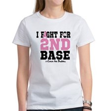 I Fight For 2nd Base Tee