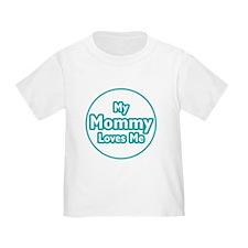 Mommy Loves Me T