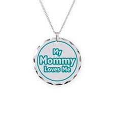 Mommy Loves Me Necklace