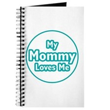 Mommy Loves Me Journal