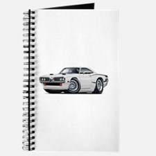 1970 Super Bee White Car Journal