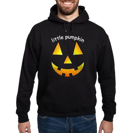 Little Pumpkin Hoodie (dark)