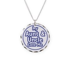 Aunt and Uncle Love Me Necklace