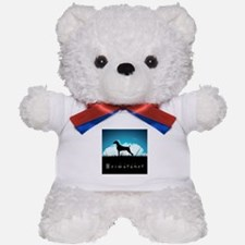 Nightsky Weimaraner Teddy Bear